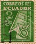 Sellos del Mundo : America : Ecuador : 1934
