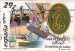 Sellos de Europa - España -  Guardia Civil 150 años al servivio de todos
