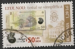 Sellos de Europa - Rumania -  Currency Devaluation. Sc4741B