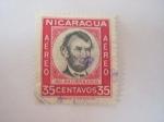 Sellos de America - Nicaragua -  AEREO
