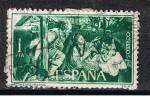 Stamps Spain -  Edifil  1692  Navidad´65