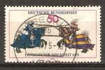 Sellos de Europa - Alemania -  500a Aniv de la