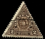Stamps America - Guatemala -  Armas, UPU 1926.
