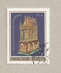 Sellos de Europa - Hungría -  Relicario de Pascua del siglo XV