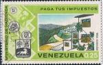 Stamps Venezuela -  PAGA TUS IMPUESTOS. MÁS VIVIENDAS. Y&T Nº 911