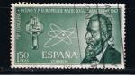Stamps Spain -  Edifil  1790  VIII Congreso Latino y I Euro-pero de Radiología en Barcelona.