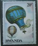 Sellos del Mundo : Africa : Rwanda : Le Martial