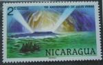 Sellos del Mundo : America : Nicaragua : La isla misteriosa