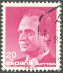 Stamps : Europe : Spain :  S.M. Don Juan Carlos I