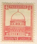 Stamps Israel -  PALESTINA