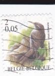 Sellos de Europa - Bélgica -  aves