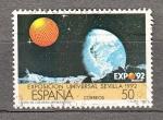 Sellos de Europa - España -  2876 A Expo Sevilla (511)