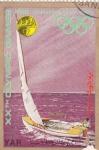 Stamps Yemen -  XXIII Juegos Olímpicos -72