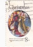 Stamps United States -  galería nacional de arte
