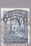Stamps Colombia -  Santande