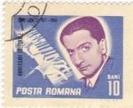 Sellos de Europa - Rumania -  aniversario de la cultura