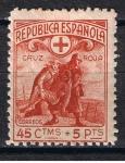 Sellos del Mundo : Europa : España : Edifil  767  Cruz Roja Española.
