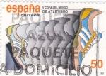Sellos de Europa - España -  V copa del mundo de atletismo    (A)