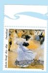 Sellos del Mundo : Europa : Alemania : Centenario muerte Johann Strauss