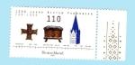 Sellos del Mundo : Europa : Alemania : 1200 Aniversario de la Diócesis de Paderborn