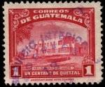 Stamps America - Guatemala -  Asilo para ancianos.