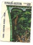 Stamps : America : Argentina :  Bosque