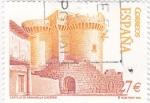 Sellos de Europa - España -  castillo de Granadilla (Cáceres)    (A)