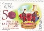 Sellos del Mundo : Europa : España :  Fiesta de la vendimia riojana    (A)