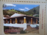 Stamps Venezuela -  CASONA  ANAUCO ARRIBA(9de10)El Rescate del Espacio.