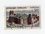 Sellos del Mundo : Europa : Francia : Chateau  de Fougères