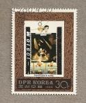 Stamps Asia - North Korea -  Record mundial profundidad marina 10910 mts
