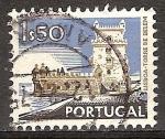 Sellos del Mundo : Europa : Portugal : Torre de Belém, Lisboa