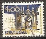 Sellos de Europa - Portugal -  Gateway, Braga