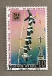 Sellos del Mundo : Asia : Corea_del_norte : Festival Internacional de Circo de Mónaco