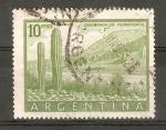 Sellos de America - Argentina -  ROCAS   Y   QUEBRADA   DE   HUMAHUACA