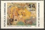 Sellos de America - Rep Dominicana -  ANIVERSARIO   DE   LA   F.A.O.