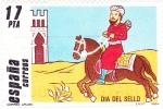 Sellos de Europa - España -  Día del sello   (A)