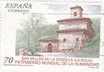 Sellos de Europa - España -  San Millán de la Cogolla (la Rioja)   (A)
