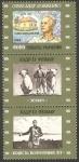 Stamps : Europe : Ukraine :  260 A - Centº del nacimiento de Alexandre Dovjenko, guionista, productor y director de cine
