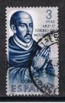 Sellos de Europa - España -  Edifil  1628  Forjadores de América.