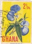 Stamps Ghana -  C0mmetina