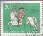 Stamps Germany -  cuento
