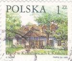 Sellos del Mundo : Europa : Polonia : Krakowa