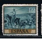 Stamps Spain -  Edifil  1571  Joaquín Sorolla.  Día del Sello.