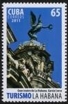 Stamps Cuba -  CUBA - Ciudad vieja de La Habana y su sistema de Fortificaciones