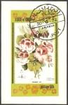 Stamps : Asia : Oman :  Flor