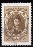 Sellos del Mundo : America : Argentina : General San Martin