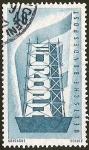 sellos de Europa - Alemania -  EUROPA - DEUTSCHE BUNDESPOST