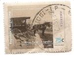 Stamps : America : Argentina :  Museo Postal y Telegrafico
