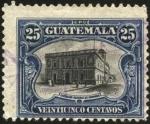 Stamps Guatemala -  Dirección General de Correos.